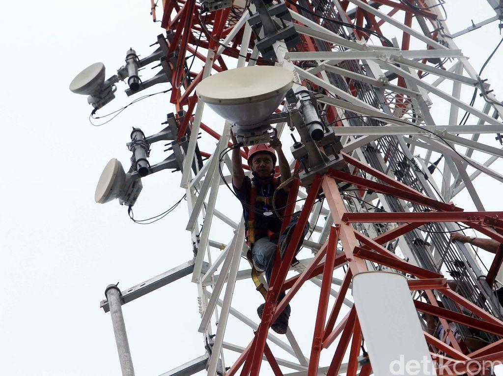 Sah! Tri dan Indosat Jadi Pemenang Lelang Frekuensi 2,1 Ghz