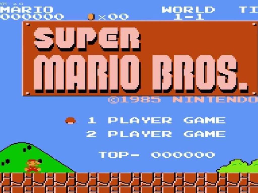 Rekor Baru Super Mario Bros!