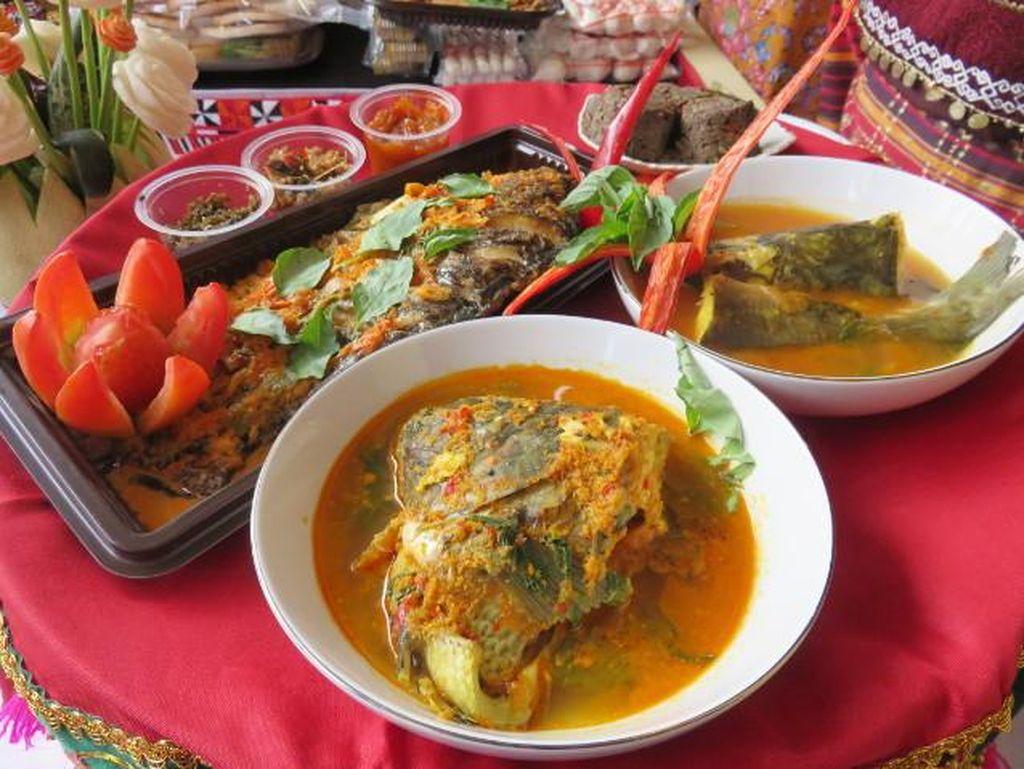 Festival Kuliner Nusantara 2016 Akan Berlangsung Sampai Besok
