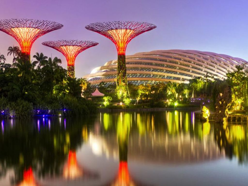 Wisata Flora dan Fauna yang Nyaman di Singapura