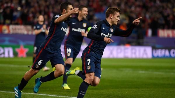 Atletico vs Bayern: Duel Pertahanan Terbaik vs Serangan Terbaik