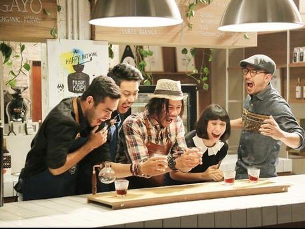 Angga Sasongko Siapkan Ring Khusus untuk Syuting di New Normal