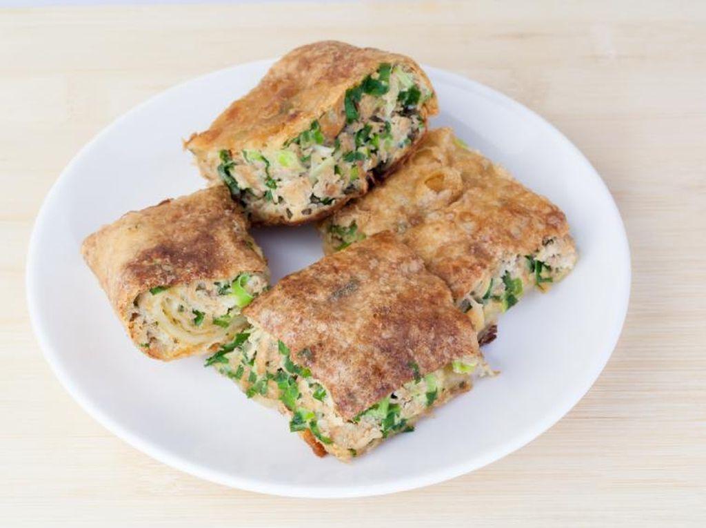 Yuk, Bikin Martabak Telur Isi Daging Cincang dengan 4 Cara Ini!