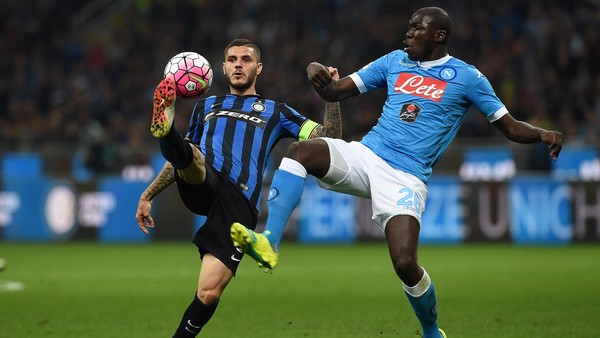 Inter Vs Napoli Ramaikan Boxing Day Liga Italia