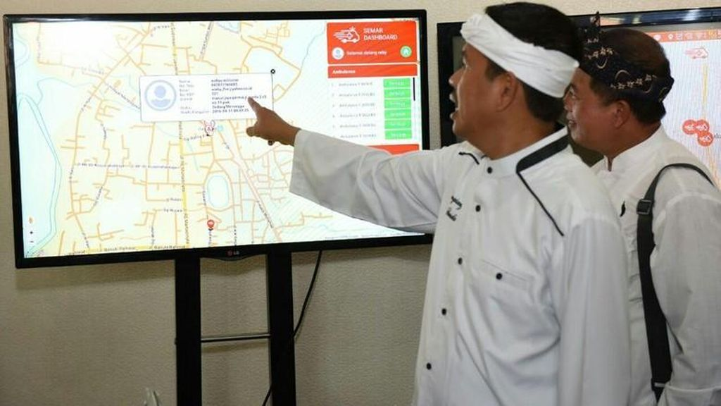SMS Center Purwakarta: Warga Curhat Pelayanan Sampai Minta Jodoh