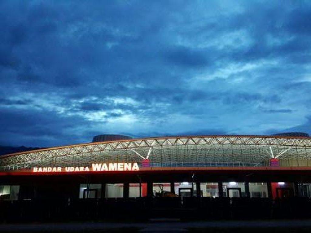 Bercanda Bawa Bom, Anggota TNI Diamankan Petugas Bandara Wamena
