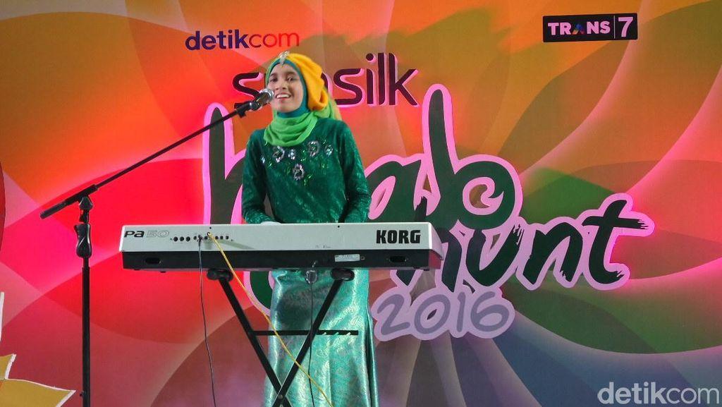 Ikut Audisi Sunsilk Hijab Hunt, Sophia Ingin Jadi Penyanyi Sekaligus Dokter