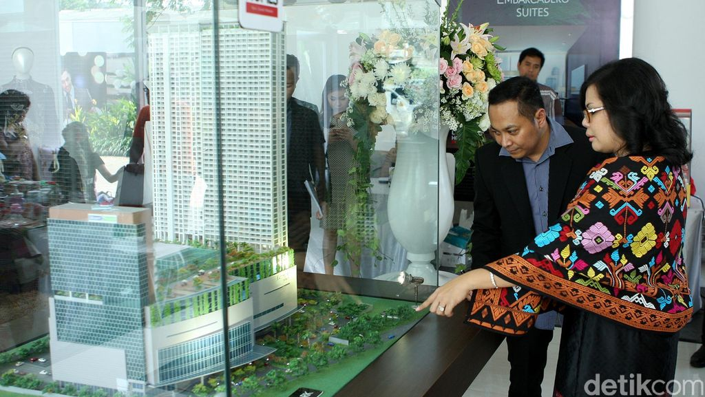 Lippo Homes Open House Embarcadero Park Bintaro