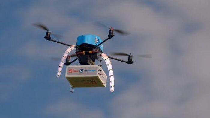 Drone. Foto: Reuters