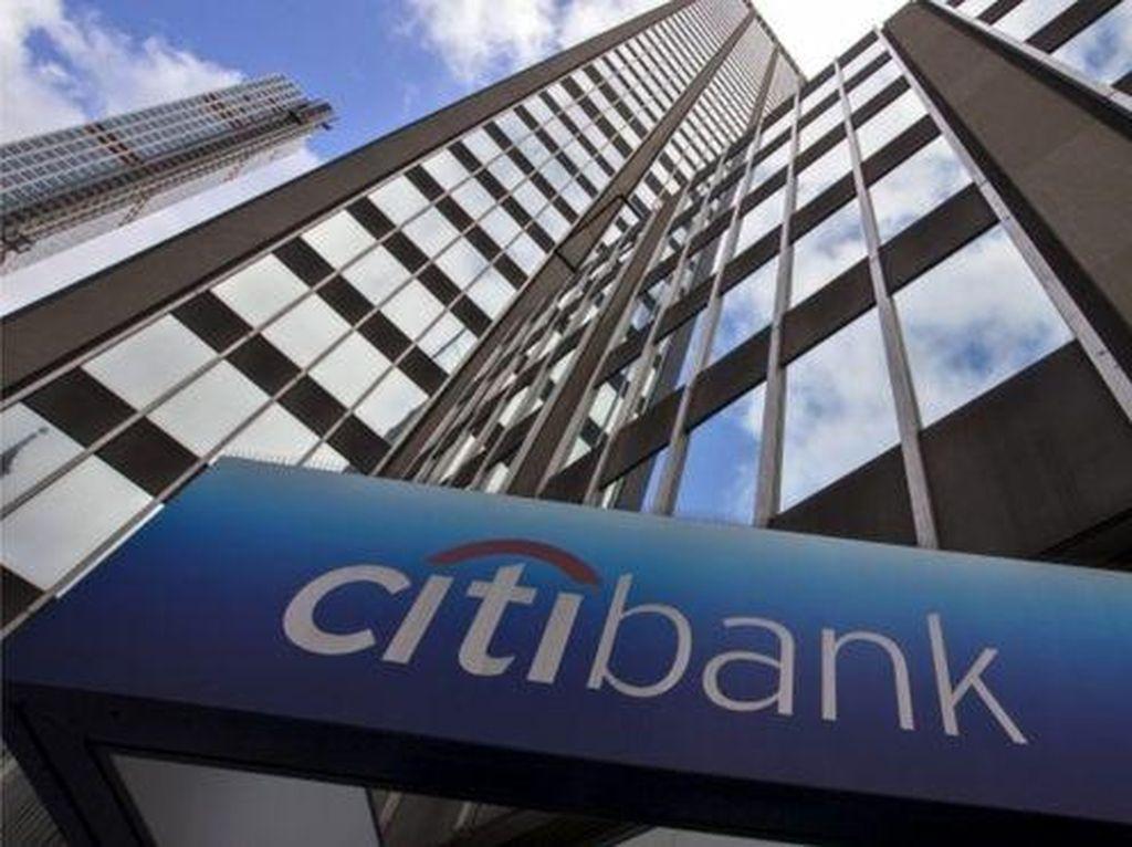 Waduh! Citigroup Didenda Rp 5,8 Triliun Gegara Ini