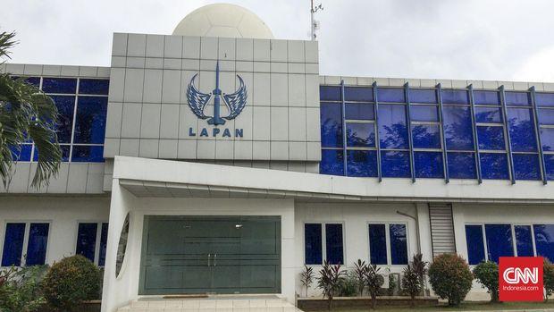 Lembaga Penerbangan dan Antariksa Nasional (LAPAN).