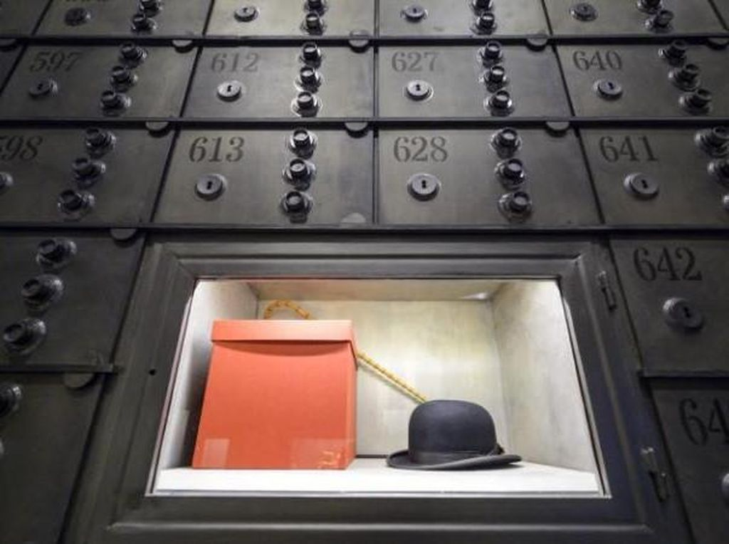 Museum Charlie Chaplin Dibuka di Swiss
