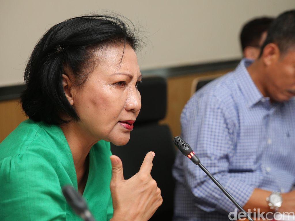 Ratna Sarumpaet Dkk Gugat Pasal Makar ke MK
