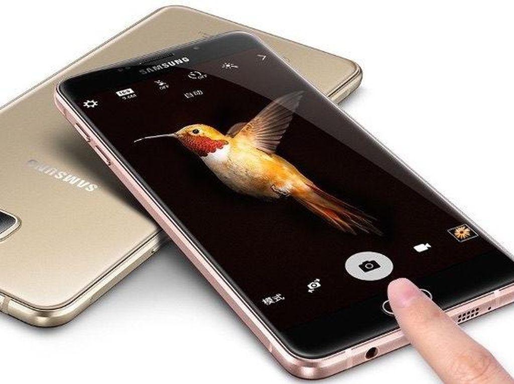 Galaxy C, Ponsel Kelas Menengah Berbodi Metal