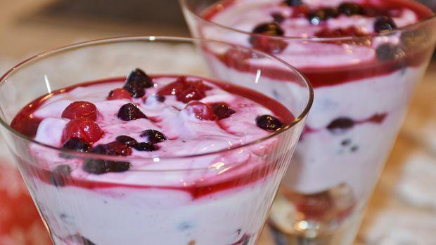 Ilustrasi Yoghurt