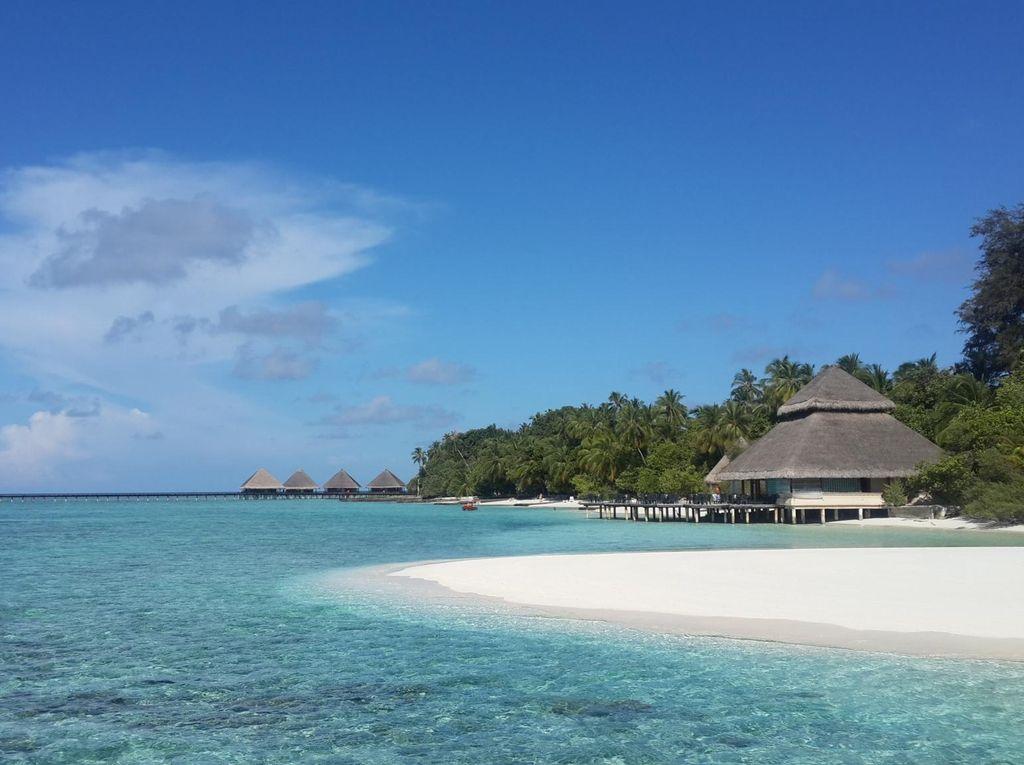 Cantiknya Maladewa, Nggak Rugi Liburan Kesana