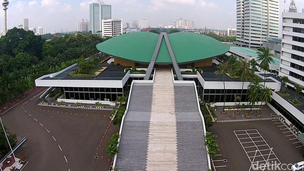Fraksi Hanura Setuju PDIP Dapat Jatah Kursi Pimpinan DPR