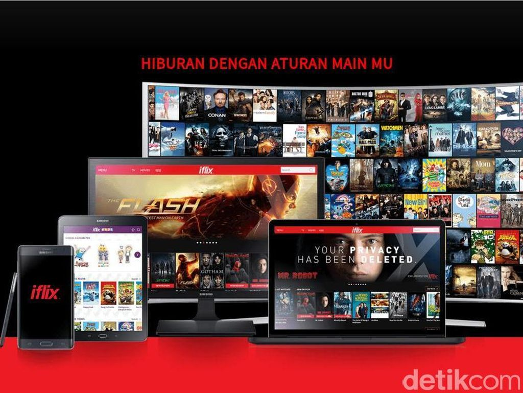 Iflix Ditolong Juru Selamat Raksasa Internet China