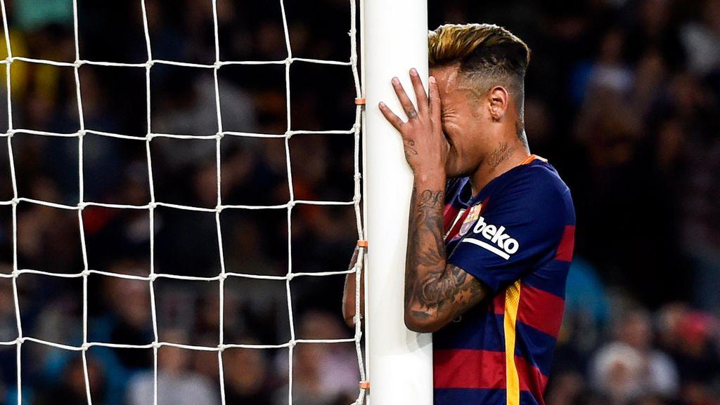 Dikritik Keras, Neymar Dapat Dukungan