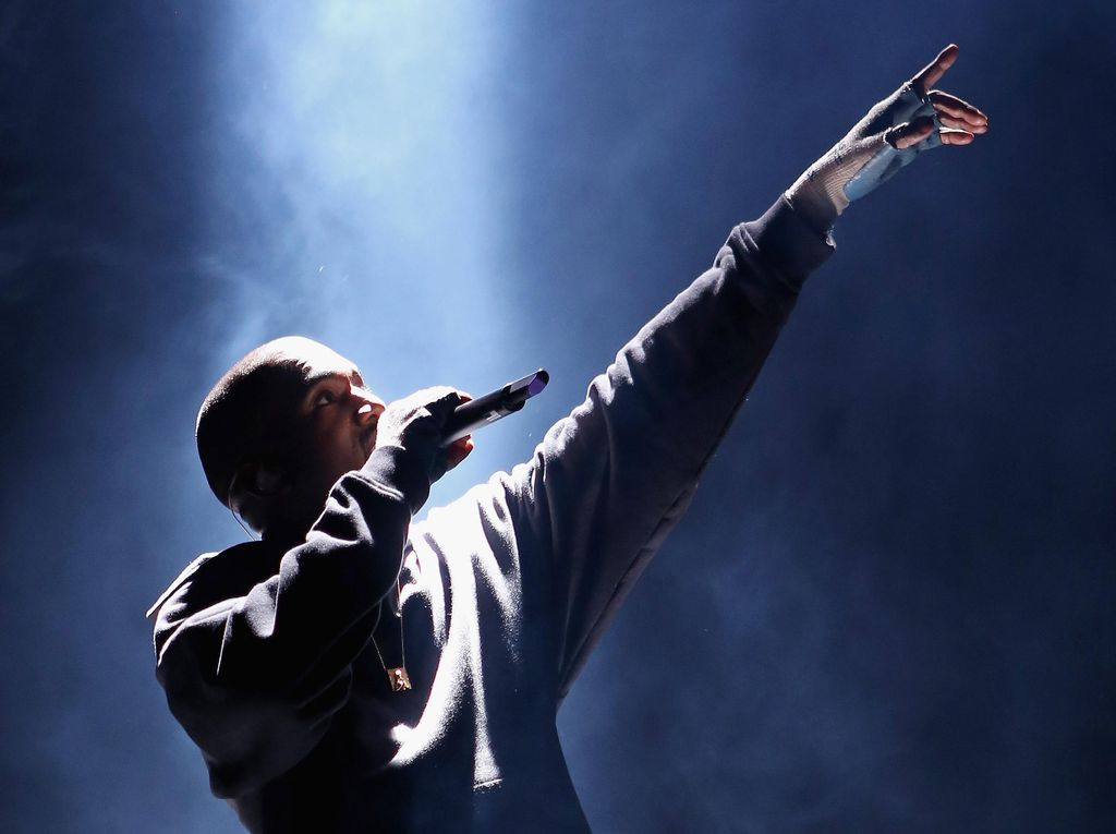 Bohong Soal Album Eksklusif di Tidal, Kanye West Digugat
