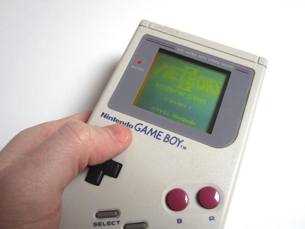 Nintendo Pernah Punya Game Boy Berchipset Nintendo 64