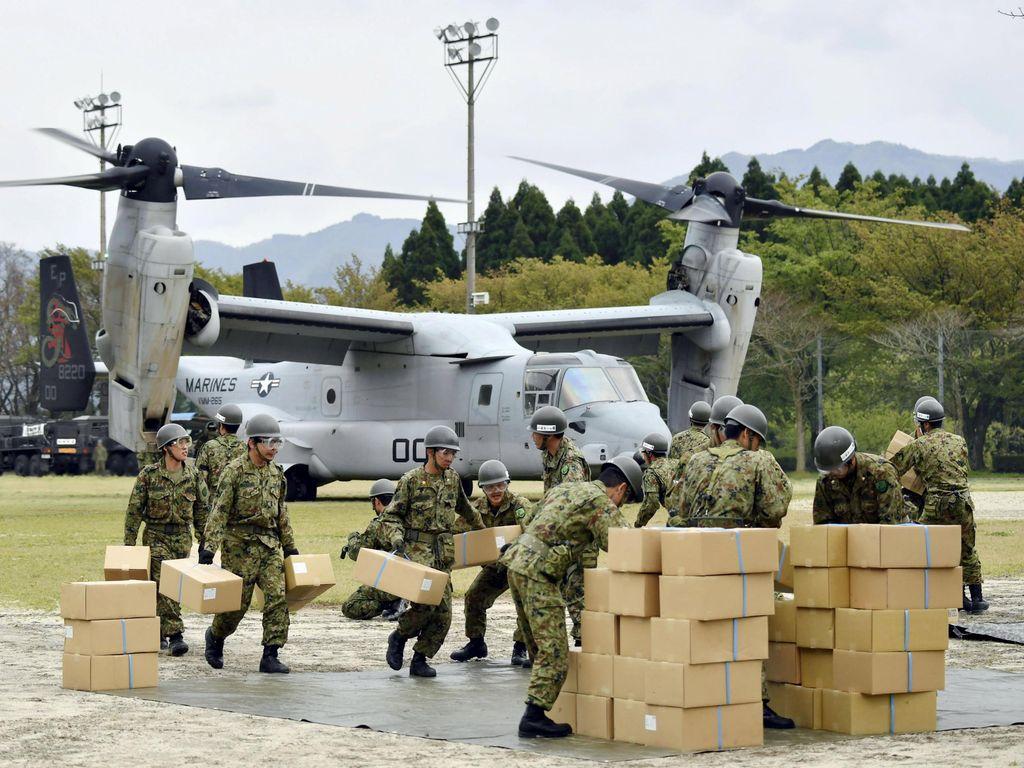 Jepang Cetak Rekor Siapkan Anggaran Militer Rp 728 T, Buat Apa?