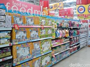Transmart Carrefour Tawarkan Promo Peralatan Bayi