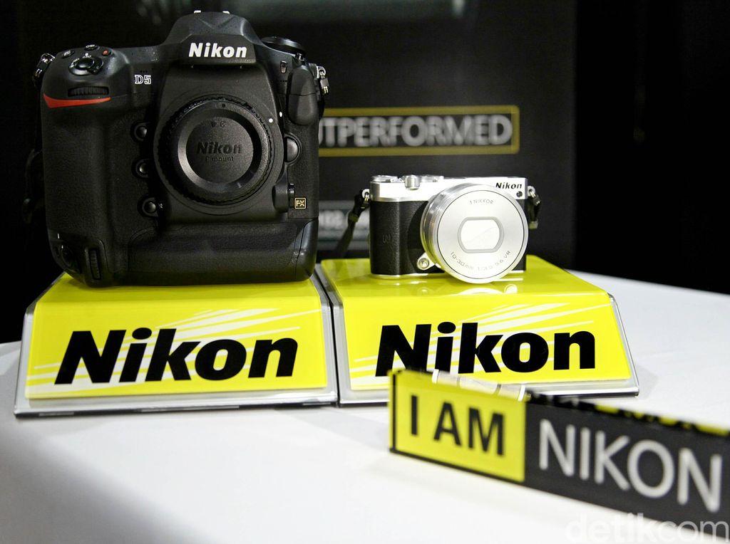 Jatuh Bangun Koyata Iwasakidi Balik Kesuksesan Nikon