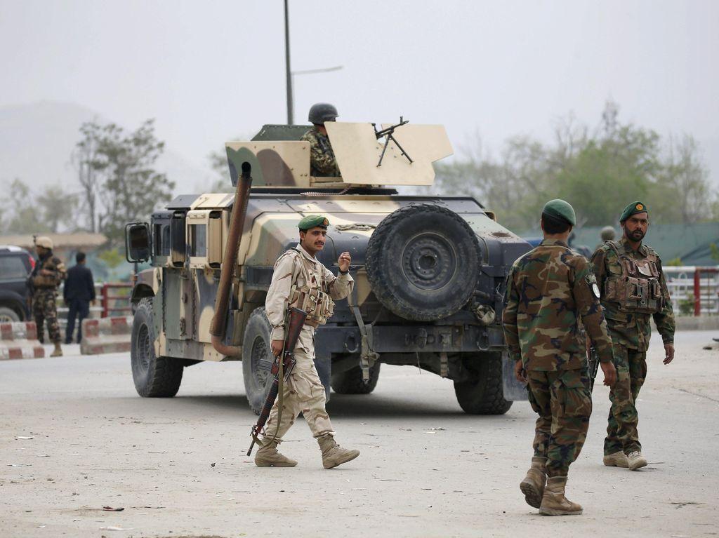 35 Orang Tewas di Pesta Pernikahan Akibat Serangan Pasukan Afghanistan