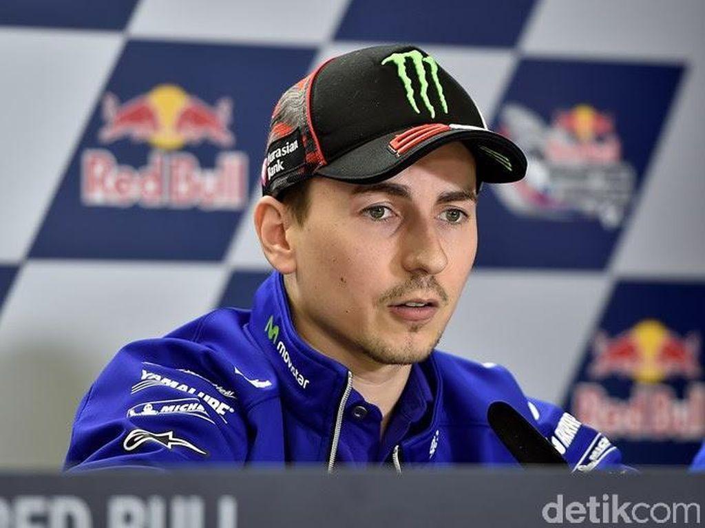 Jorge Lorenzo Percaya Diri Bakal Bikin Yamaha Jauh Lebih Baik