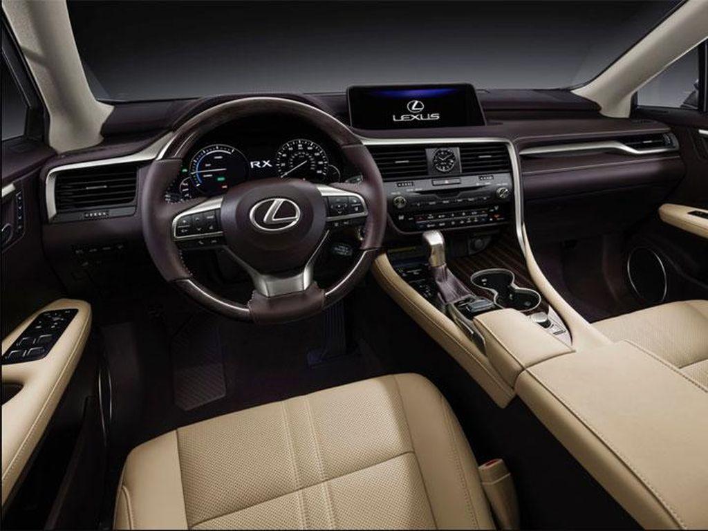 Ini 10 Interior Mobil Terbaik