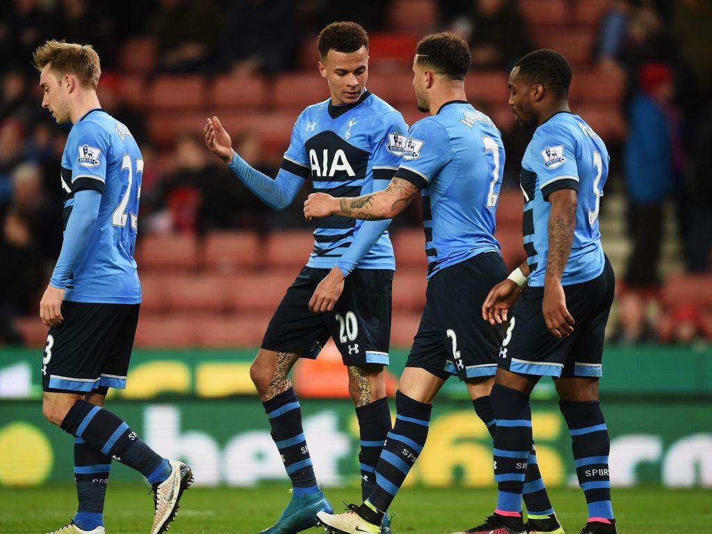Spurs Bertekad Bawa Persaingan Gelar Sampai Pekan Terakhir