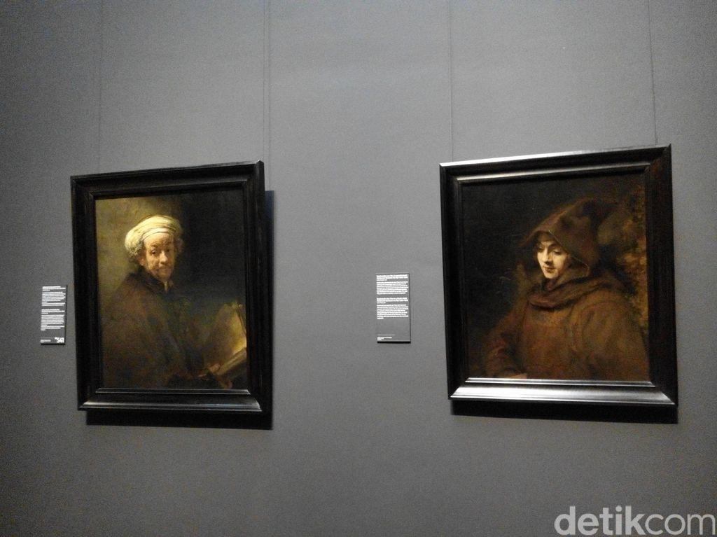 Sore Bersama Rembrandt di Rijksmuseum