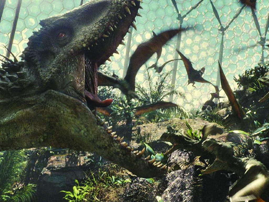 Logo Jurassic World 2 Terungkap