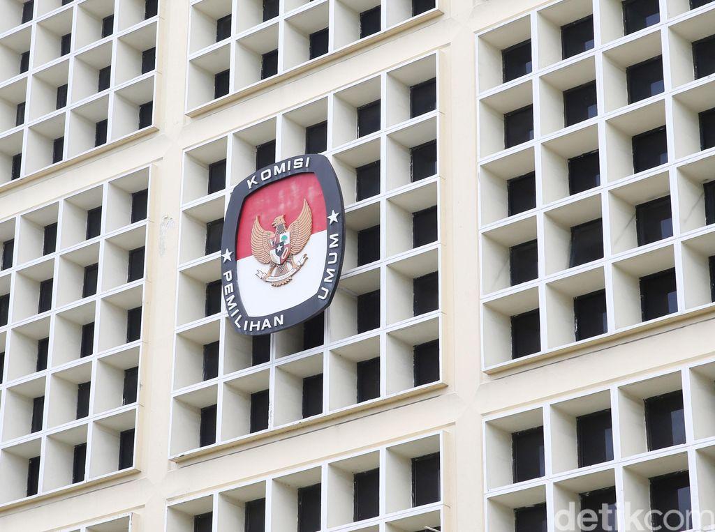 Revisi PKPU Eks Napi Korupsi Nyaleg Rampung Hari Ini