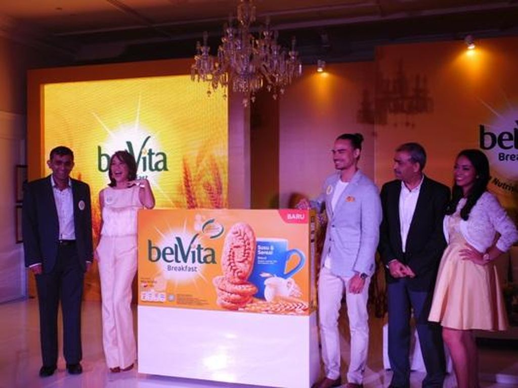Mondelez Indonesia Perkenalkan Biskuit Sarapan Lengkap