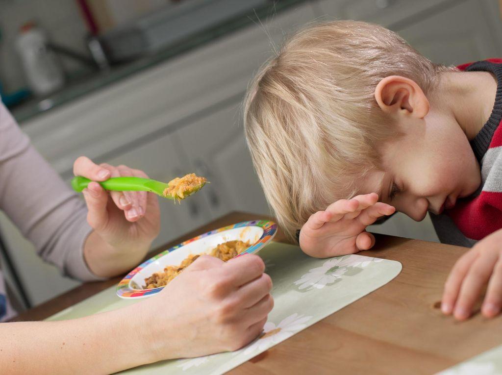 Dokter: Anak Pilih-pilih Makanan Karena Orang Tua Picky