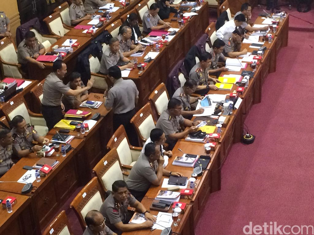 Bamsoet: Anggaran Densus Rp 25 M,  Santoso Belum Didapat