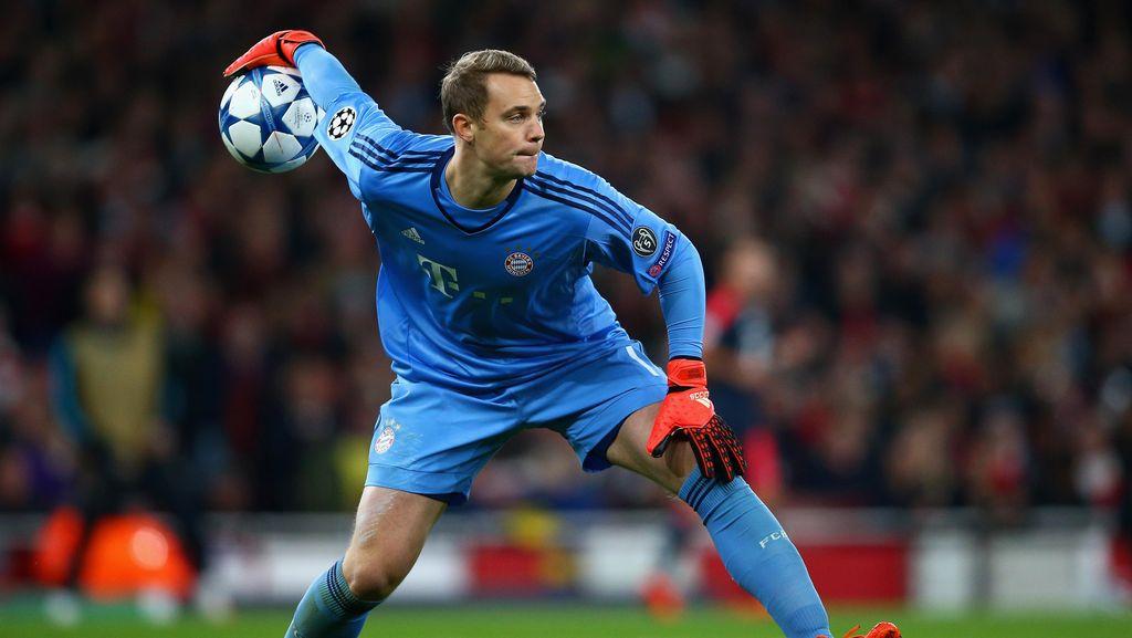 Bayang-Bayang Neuer yang Mengubur Motivasi Kiper-Kiper Jerman Lainnya