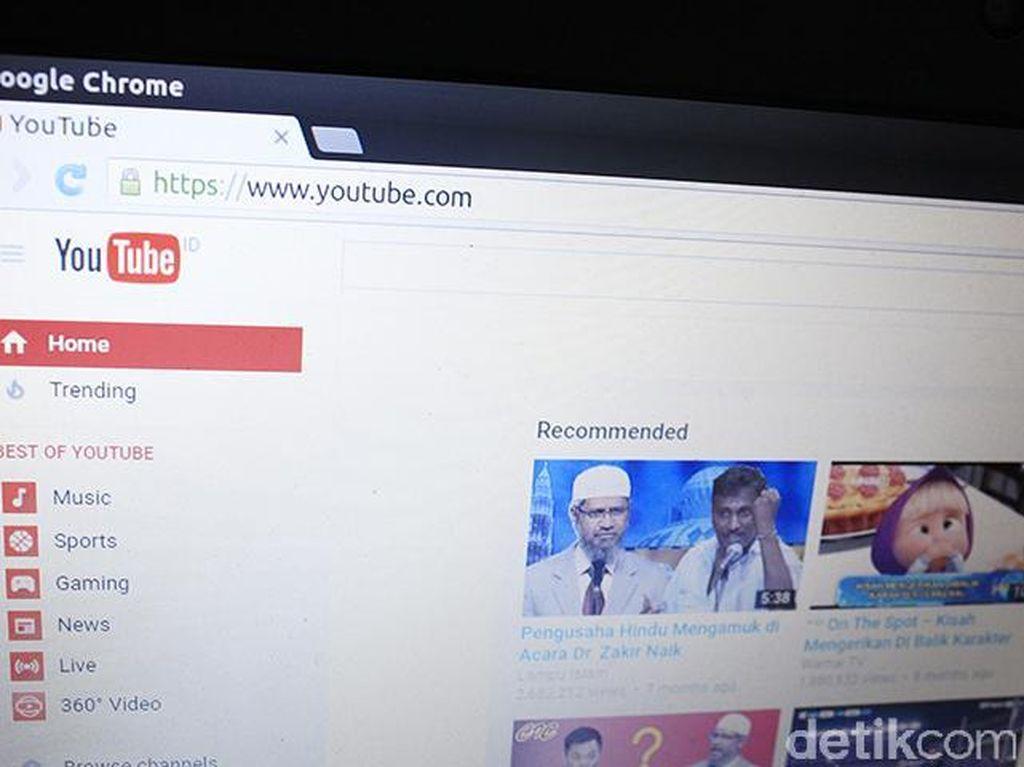 Cara Memunculkan Tombol IDM di YouTube untuk Chrome dan Firefox