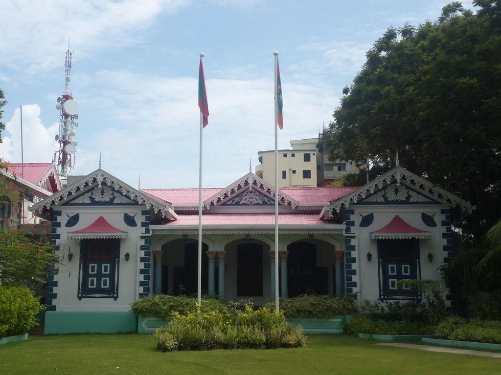 Begini Suasana Ibukota Maladewa
