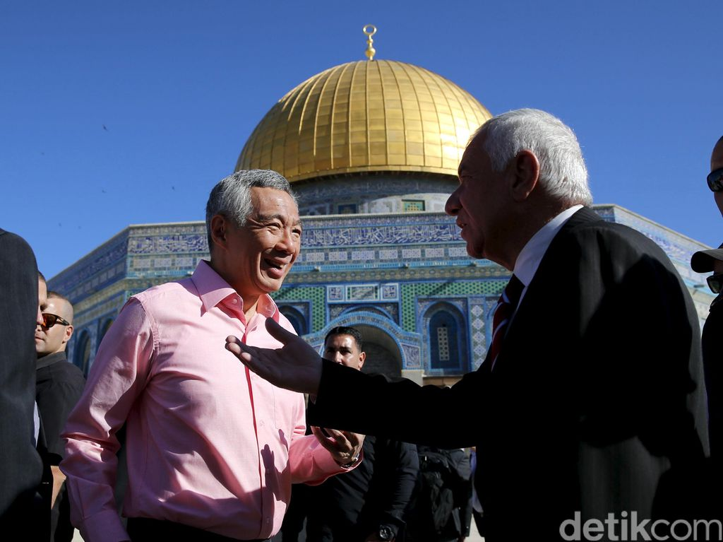PM Singapura Kunjungi Yerusalem