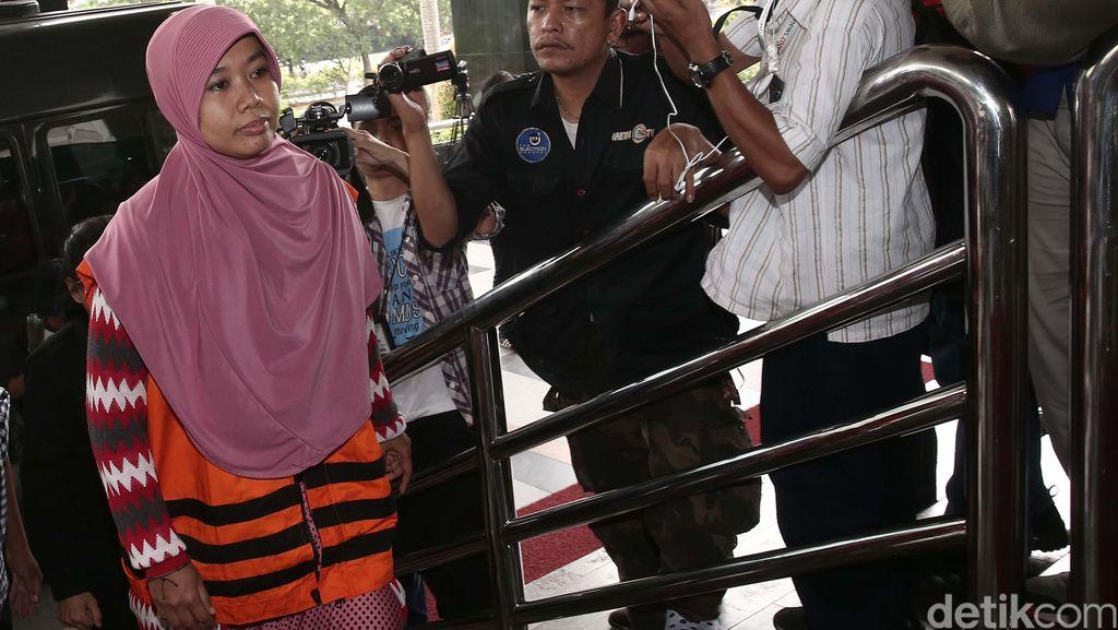 Jaksa Devyanti Rochaeni Kembali Diperiksa