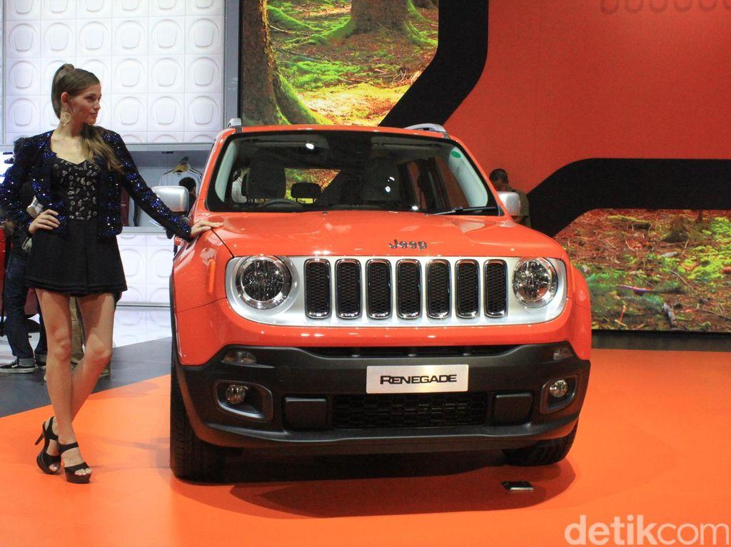 Garansindo Tunggu Info Jika Jeep Grand Cherokee Harus Ditarik