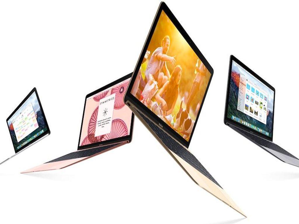 Apple Masih Raja Komputer
