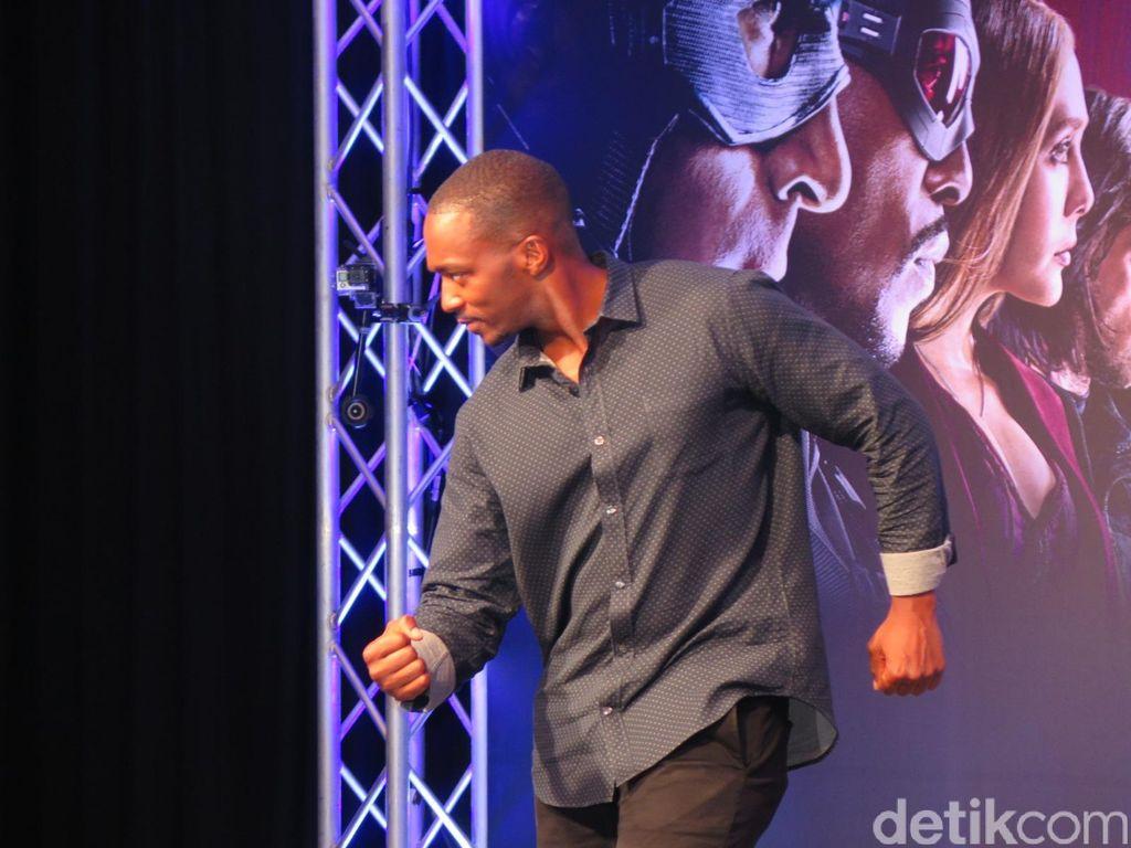 Profil Anthony Mackie, Pemeran Falcon yang Disebut Gantikan Captain America