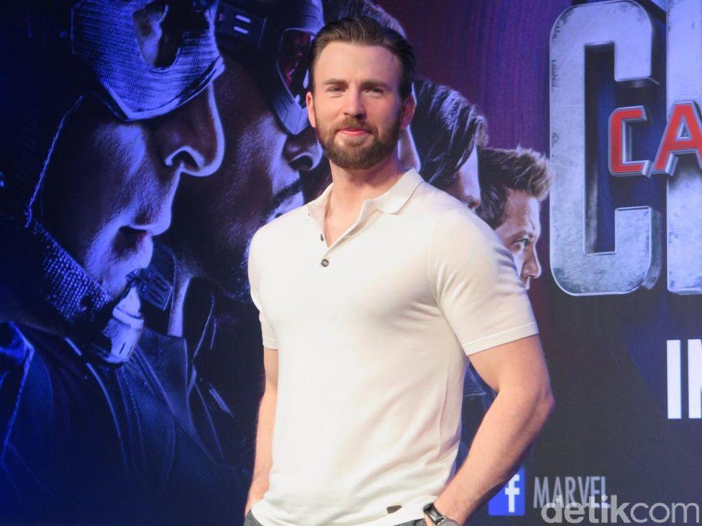 Chris Evans Hampir Gabung di Deadpool 2 Bukan sebagai Captain America