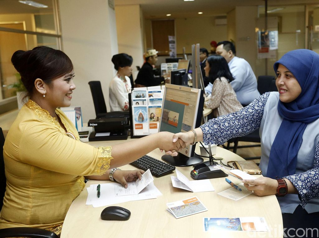 WNI di Washington Kini Makin Mudah Buka Rekening Bank