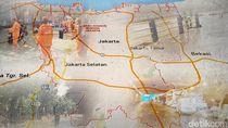 Jokowi Tak Mau Ide Antibanjir Baru, Ini Sejarah Master Plan 73 yang Dirujuk