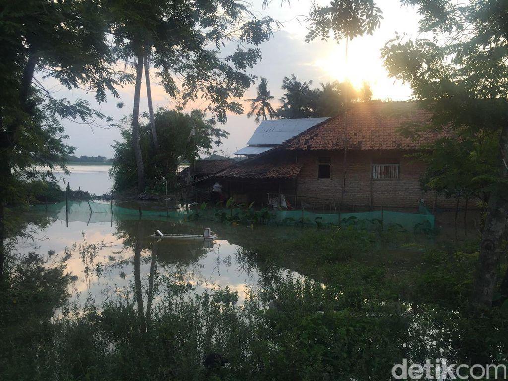 Sungai Citarum Meluap, Pemerintah Karawang Tetapkan Status Siaga